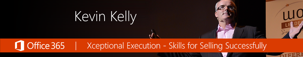 Xceptional Execution – skills for selling successfully