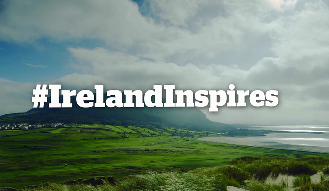 #IrelandInspires – Here's Why!